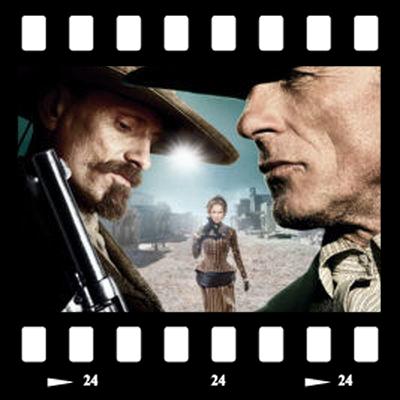 Cover Wild West movies